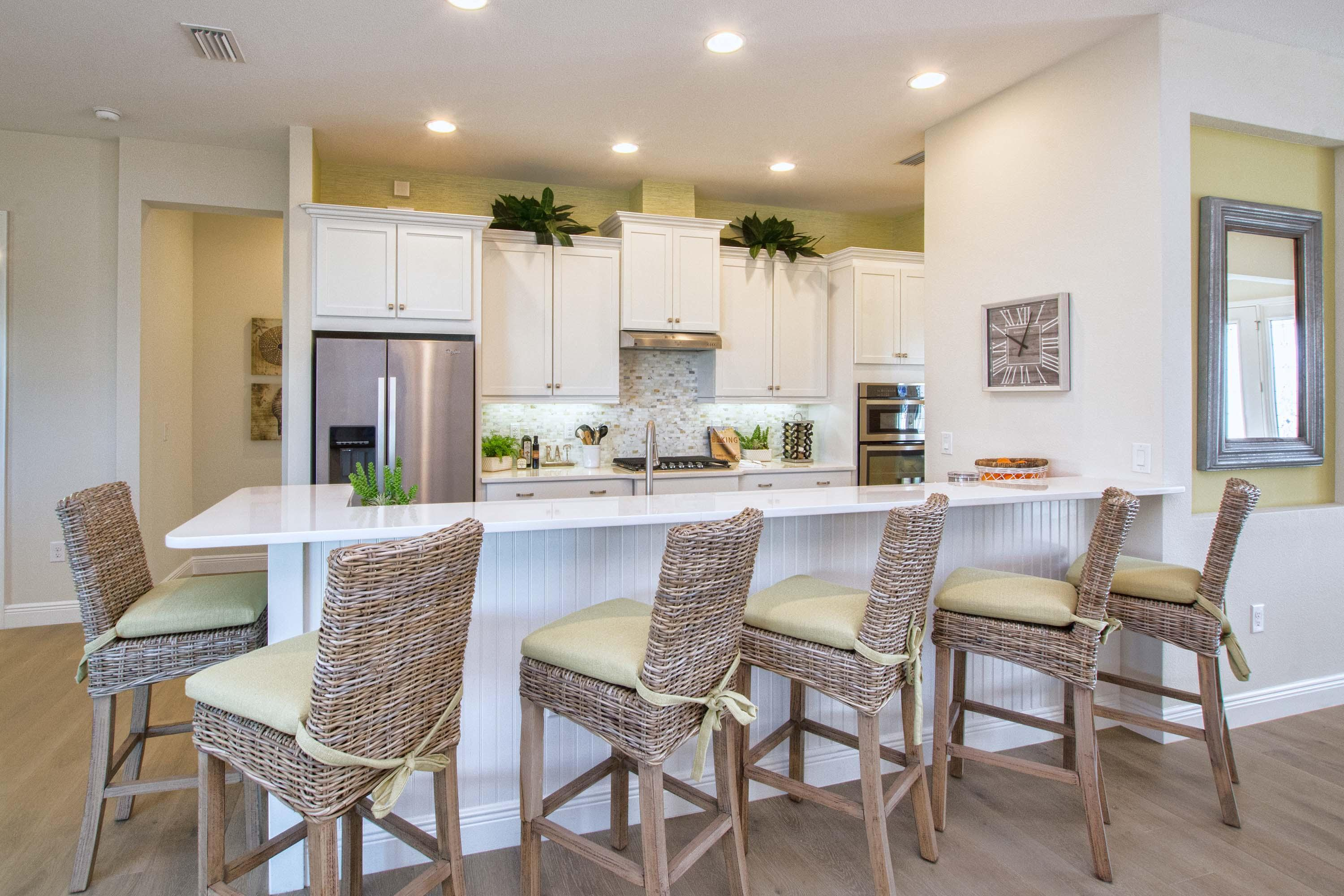 Kitchen featured in the Palm Island By Medallion Home in Orlando, FL