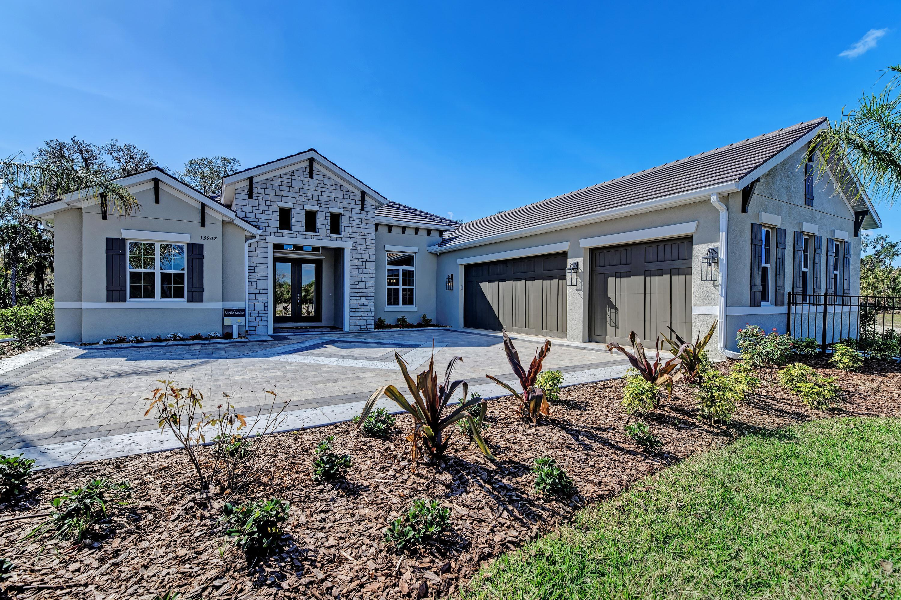 'The Reserve at Twin Rivers' by Medallion Home in Sarasota-Bradenton