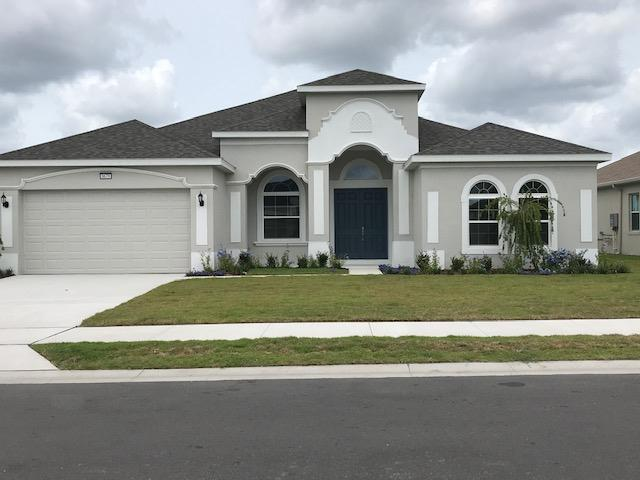 Exterior featured in the Aruba By Medallion Home in Orlando, FL