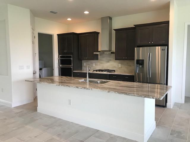 Kitchen featured in the Aruba By Medallion Home in Orlando, FL