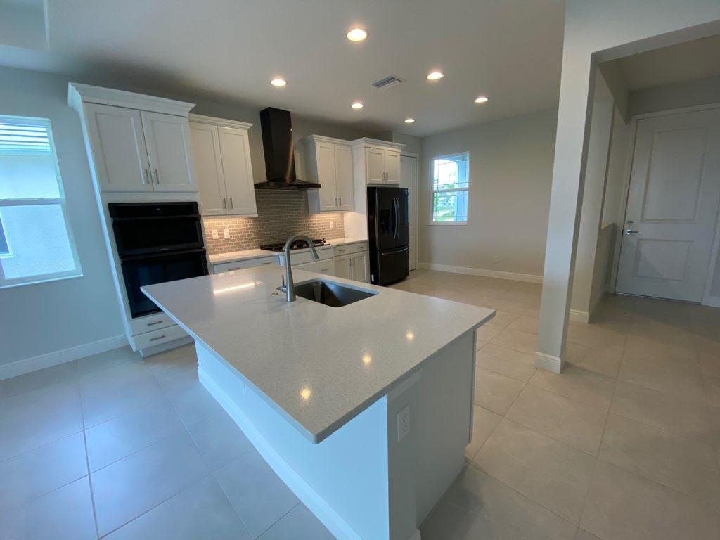 Kitchen featured in the Sanibel Villa Home By Medallion Home in Sarasota-Bradenton, FL