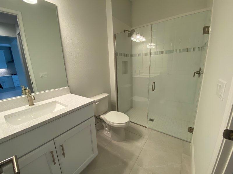 Bathroom featured in the Sanibel Villa Home By Medallion Home in Sarasota-Bradenton, FL