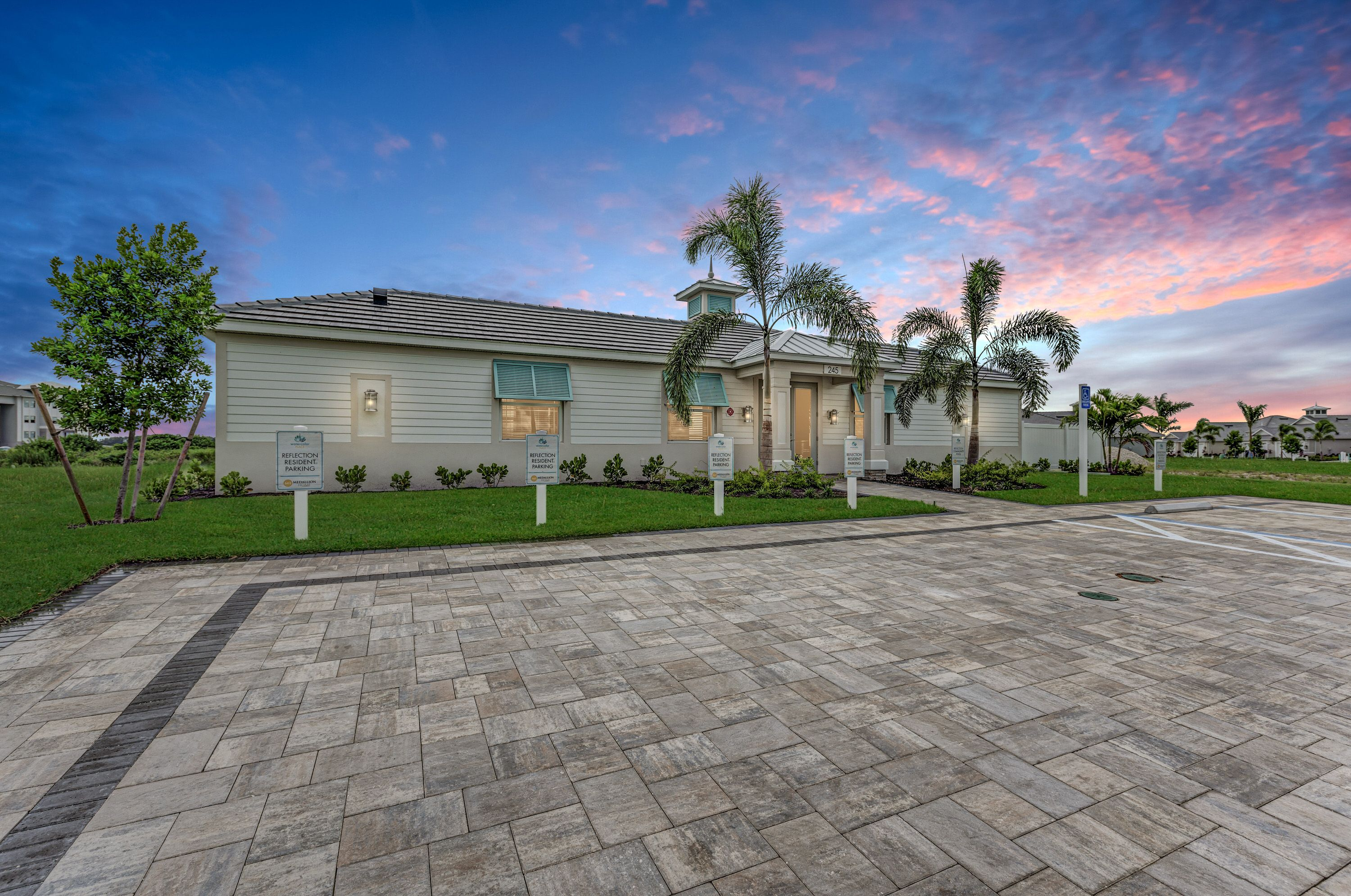 'Watercolor Place Villas' by Medallion Home in Sarasota-Bradenton