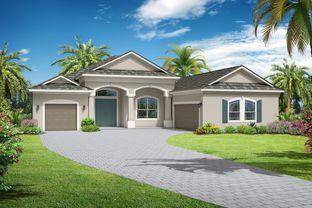 Santa Maria - Hampton Lakes: Sarasota, Florida - Medallion Home