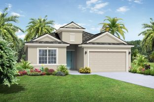 Bermuda - Cross Creek: Parrish, Florida - Medallion Home