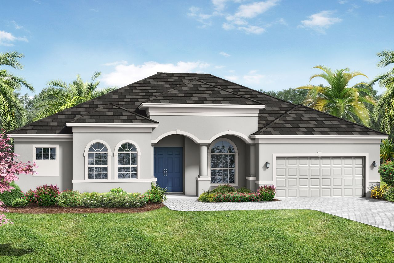 Exterior featured in the Barbados 2800-The Reserve By Medallion Home in Sarasota-Bradenton, FL