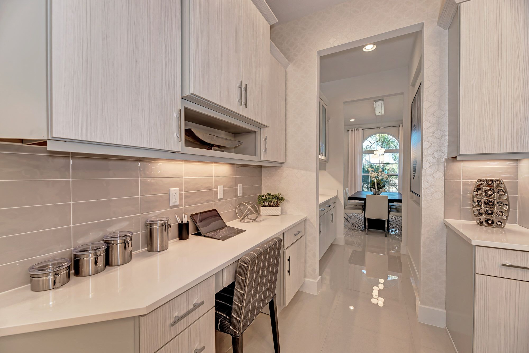 Kitchen featured in the Barbados 2800-The Reserve By Medallion Home in Sarasota-Bradenton, FL
