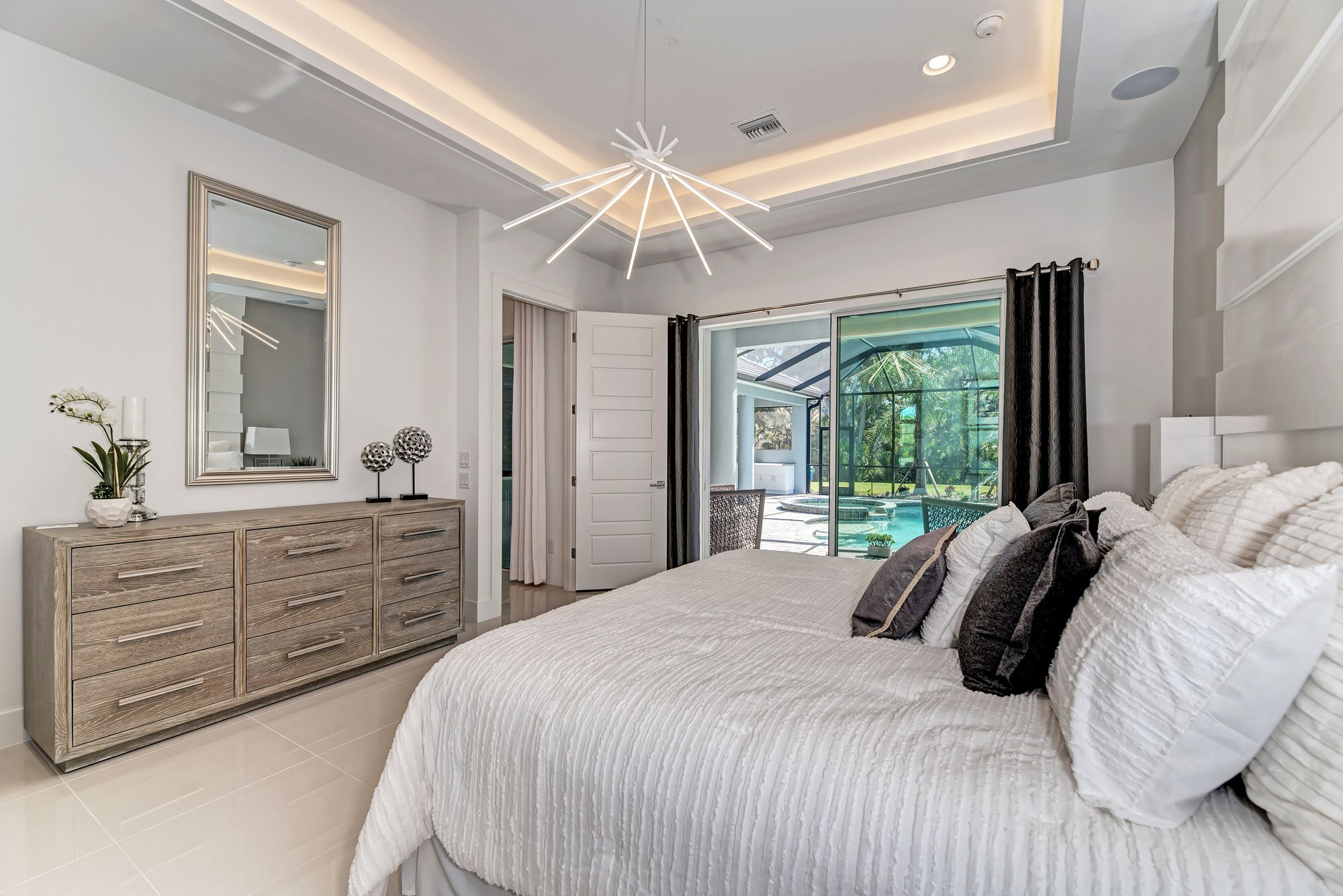Bedroom featured in the Barbados 2800-The Reserve By Medallion Home in Sarasota-Bradenton, FL