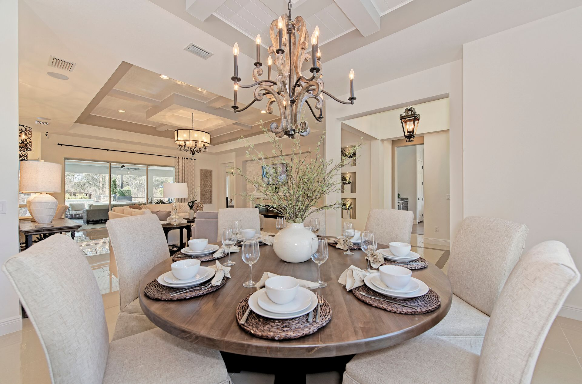 Living Area featured in the Grand Santa Maria-The Reserve By Medallion Home