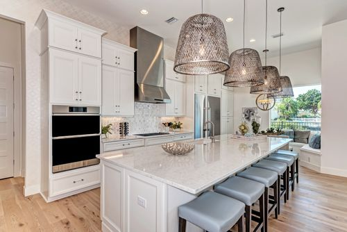 Kitchen-in-Harbour Walk-at-The Inlets-in-Bradenton
