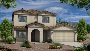 Serenity - Retreat at Mountain View Ranch: Casa Grande, Arizona - Costa Verde Homes
