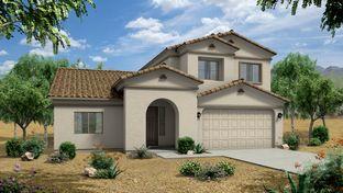 Radiance - Retreat at Mountain View Ranch: Casa Grande, Arizona - Costa Verde Homes