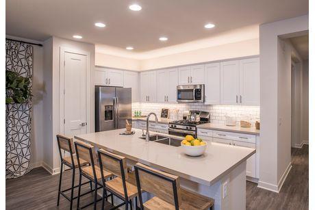 Kitchen-in-Zuni-at-Oasis at Santa Rosa Springs-in-Maricopa