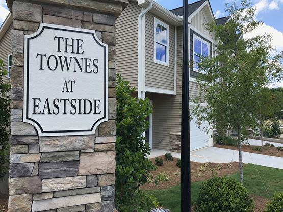 The Townes at Eastside,29687