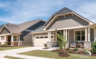The Retreat by Cothran Homes in Greenville-Spartanburg South Carolina