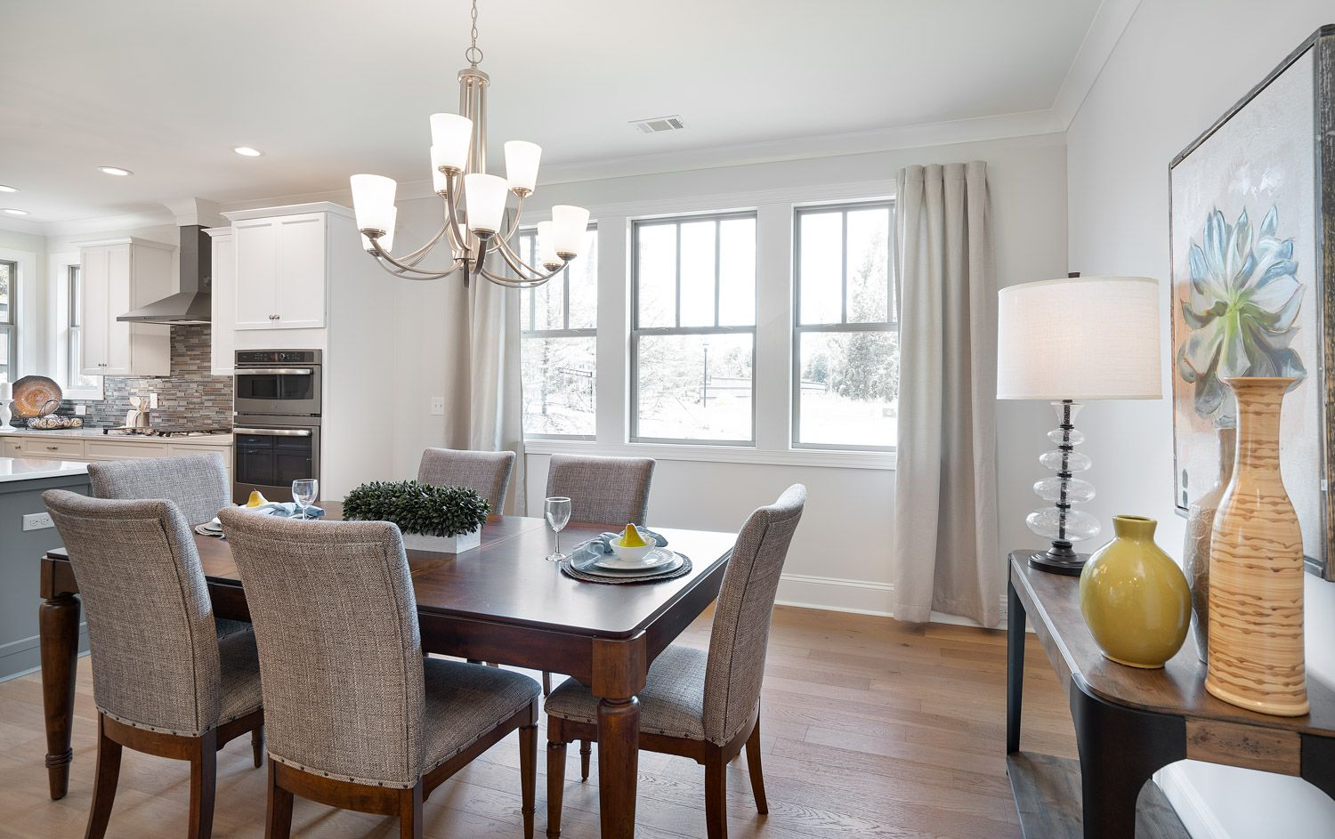 Living Area featured in The Newcastle E By Cothran Homes in Greenville-Spartanburg, SC