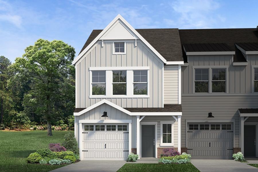 Exterior featured in The Carson By Cothran Homes in Greenville-Spartanburg, SC