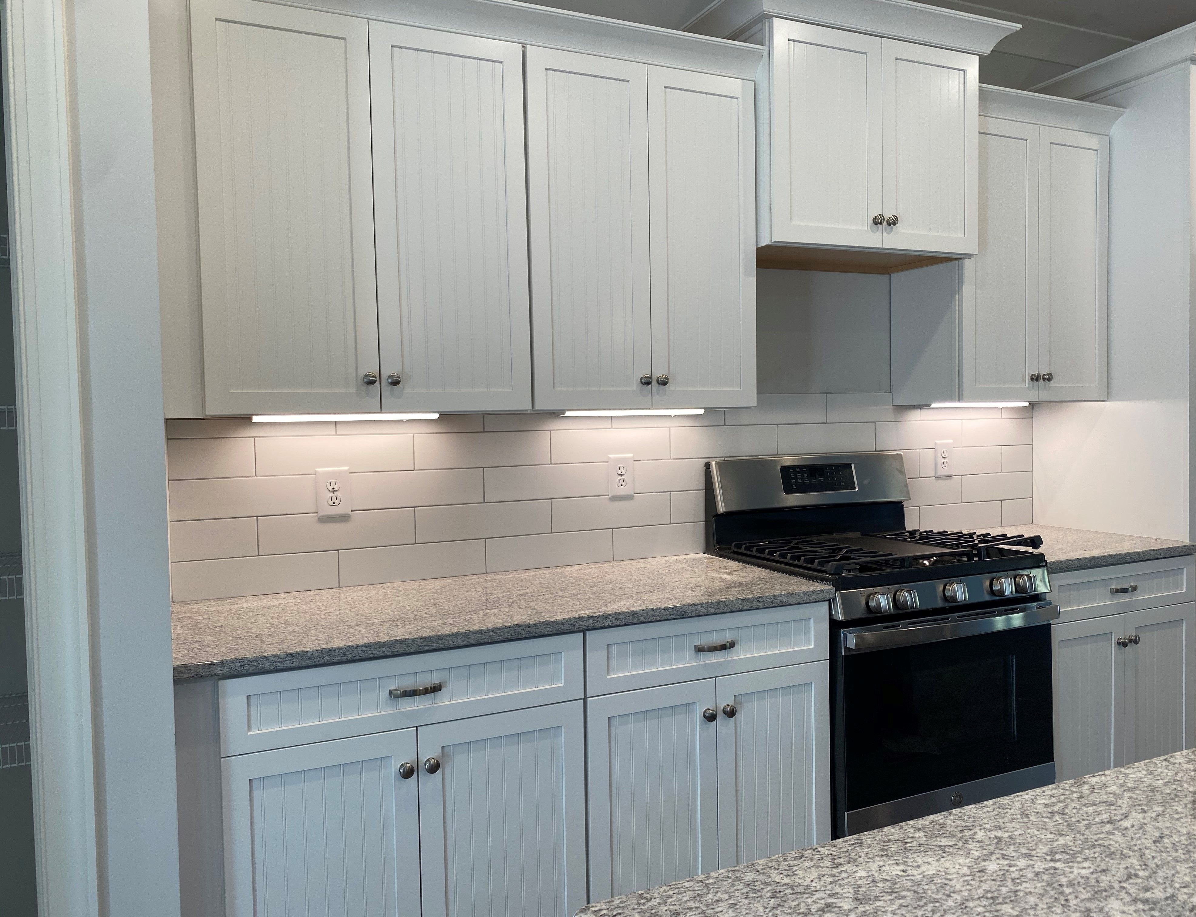 Kitchen featured in The Morgan B By Cothran Homes in Greenville-Spartanburg, SC