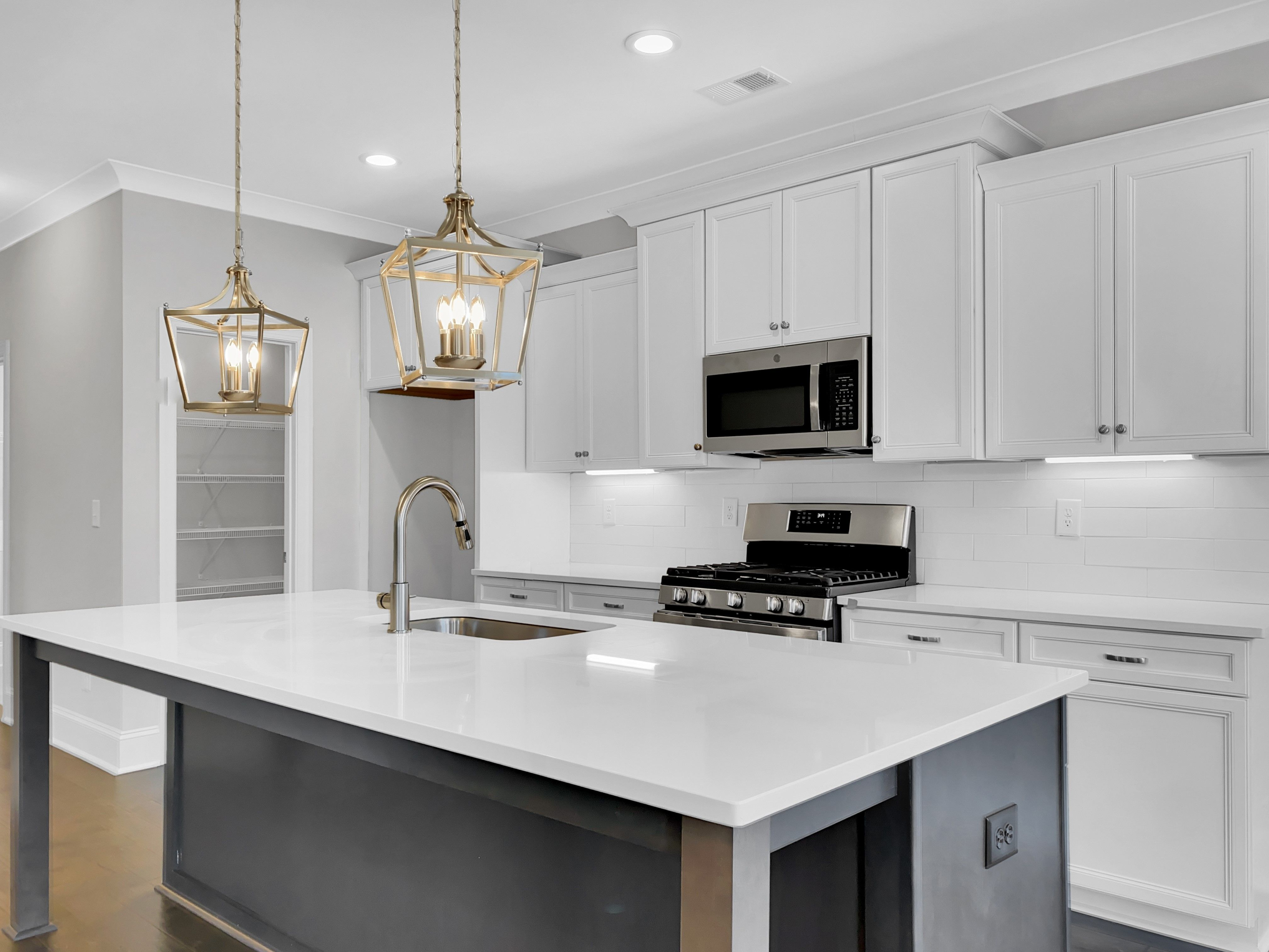Kitchen featured in The Hayden A By Cothran Homes in Greenville-Spartanburg, SC