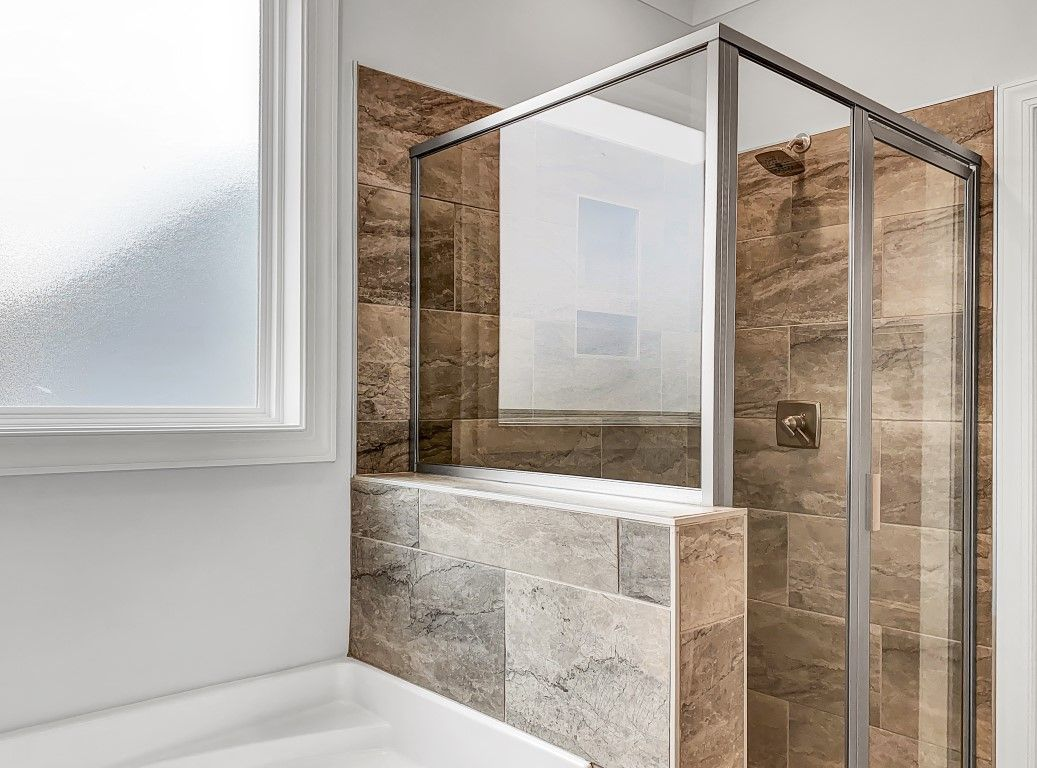 Bathroom featured in The Kendall B By Cothran Homes in Greenville-Spartanburg, SC