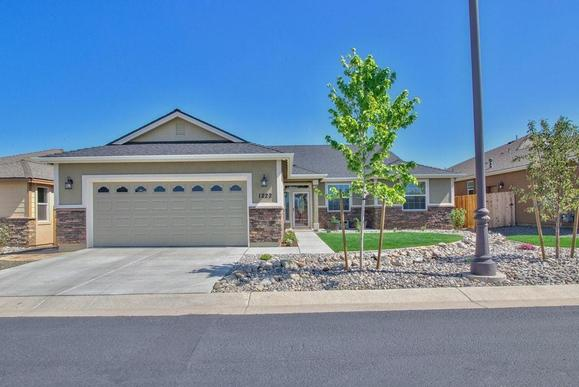 Cottages at Carson Valley:by Carter Hill Homes