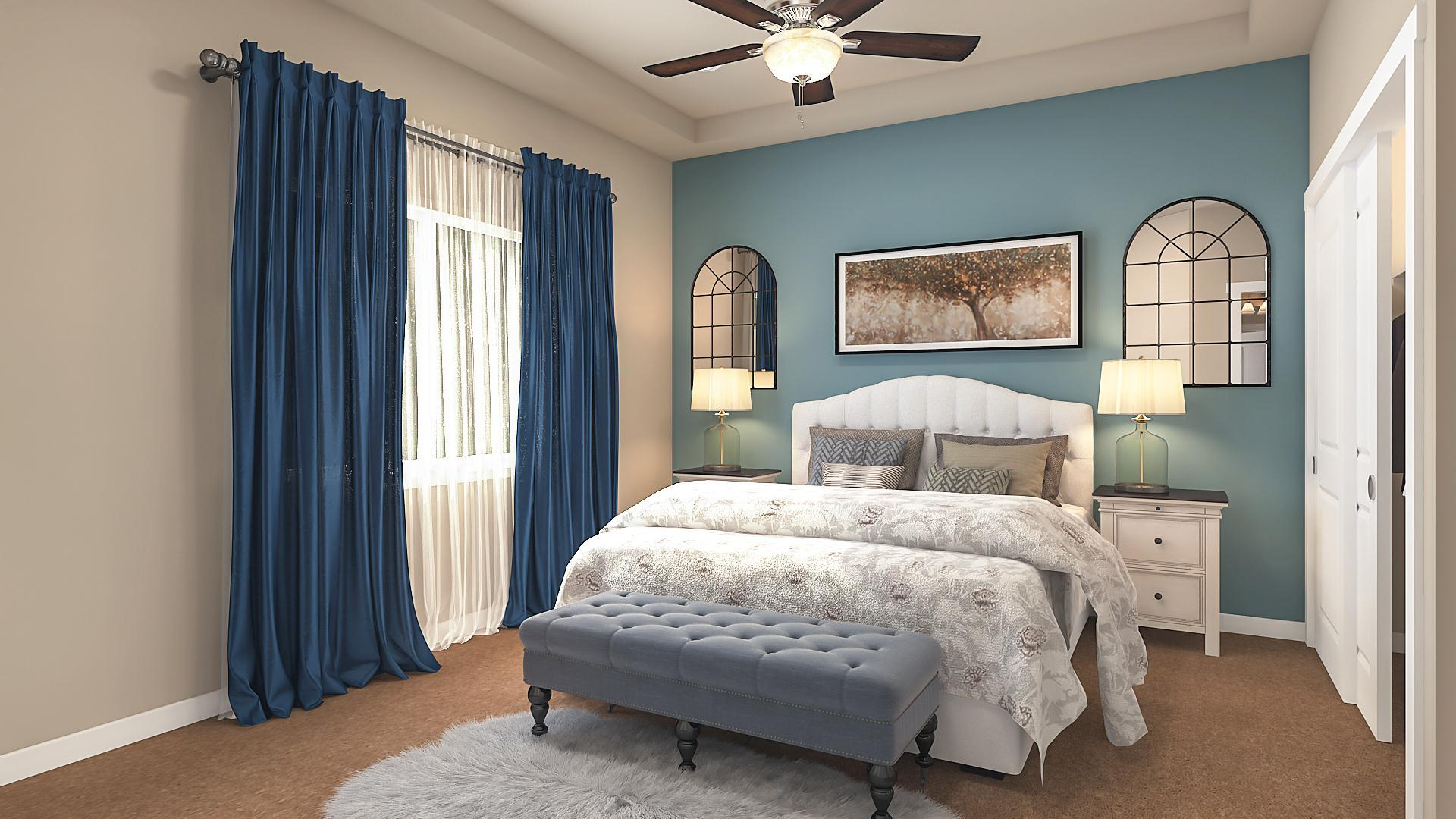 Bedroom featured in the Aster By Carter Hill Homes in Reno, NV