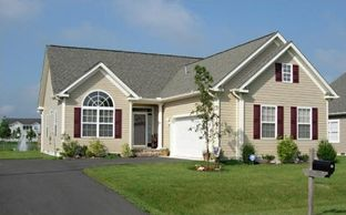 The Stonehurst - Hearthstone Manor: Milford, Delaware - Country Life Homes