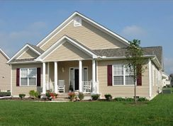 The Kingsdale II - Hearthstone Manor: Milford, Delaware - Country Life Homes