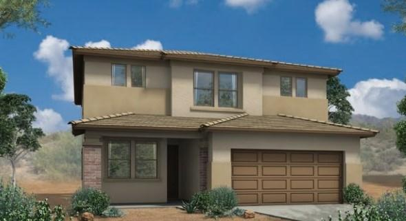 Exterior featured in the Cypress By Courtland Communities in Phoenix-Mesa, AZ