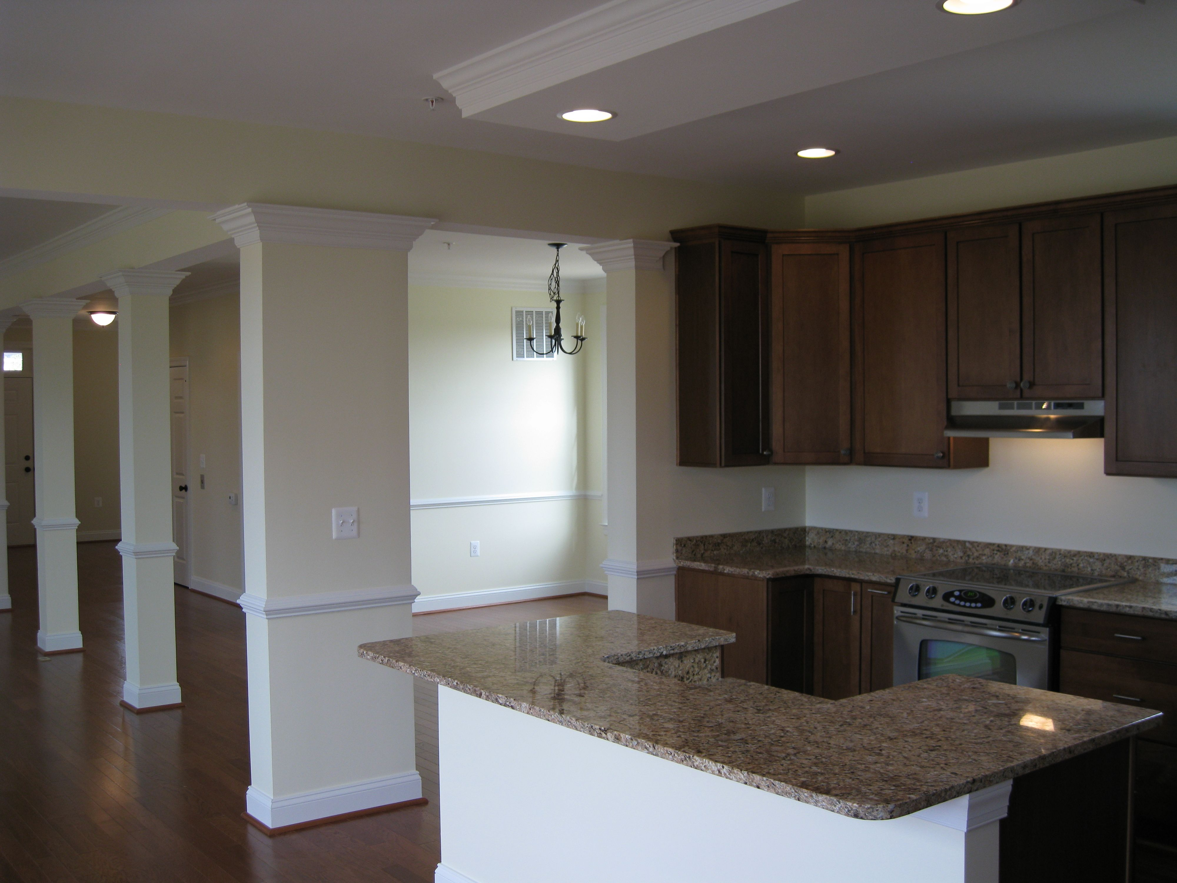 Kitchen featured in the Port Royal Executive By Covell Communities in Eastern Shore, MD