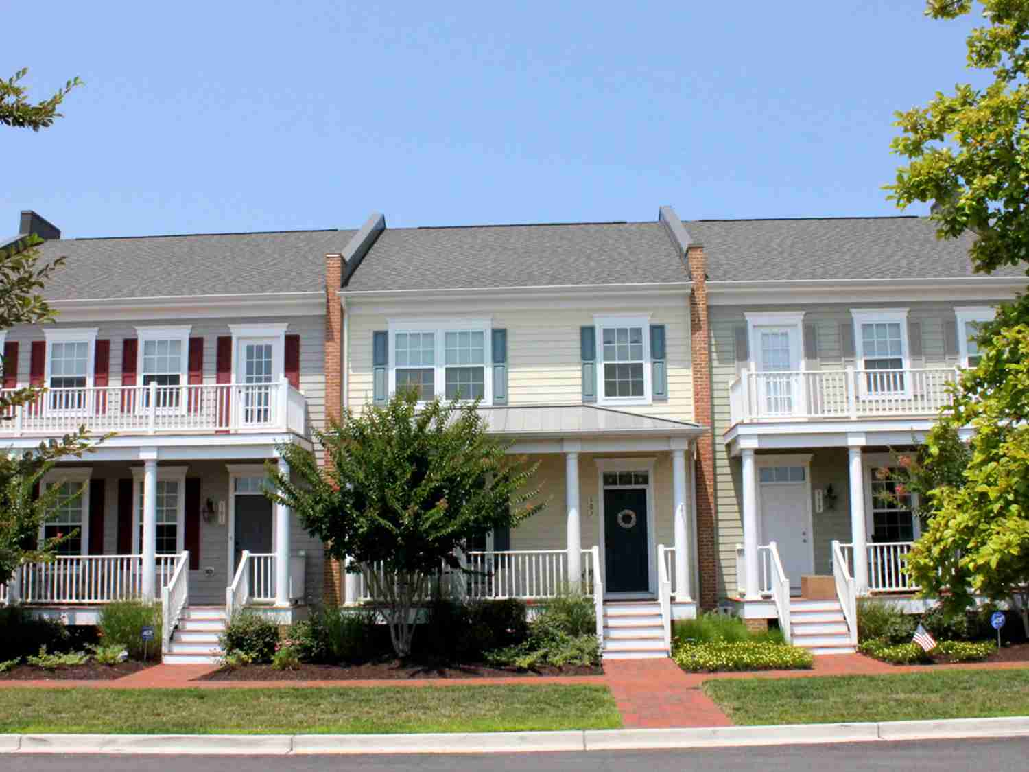 The Chatham Classic (Townhome)