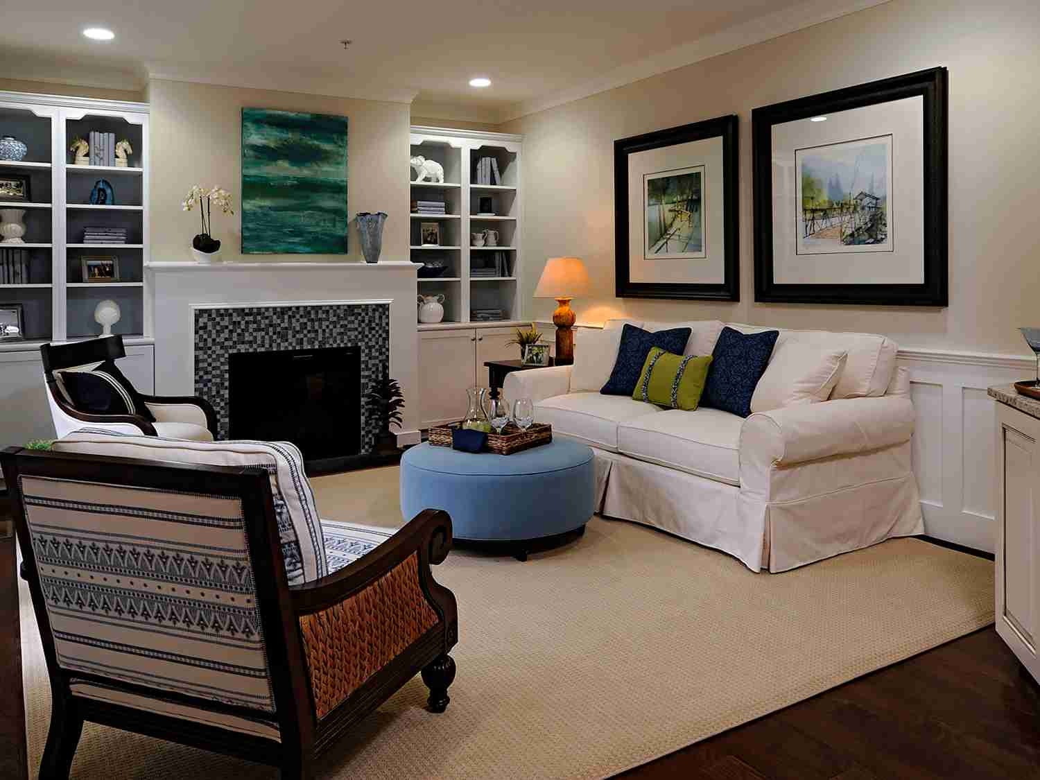 The Chatham Classic (Townhome)- Interior