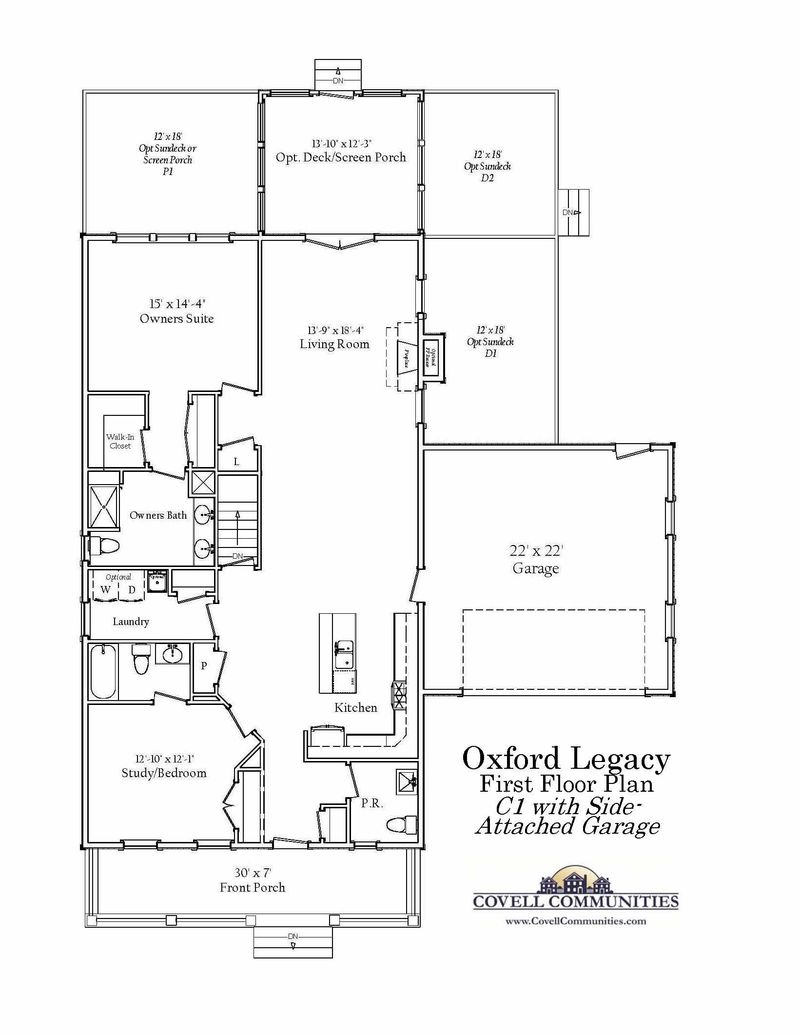 Covell Communities Oxford Legacy