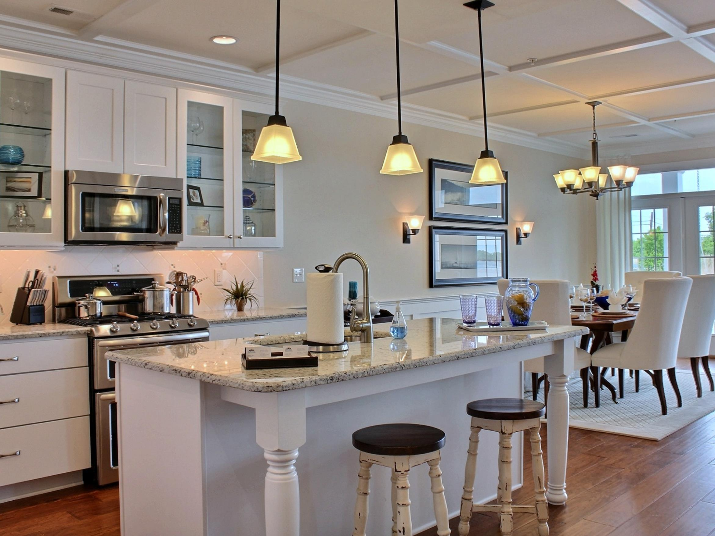 Kitchen featured in the Beacon Hill Classic By Covell Communities in Eastern Shore, MD