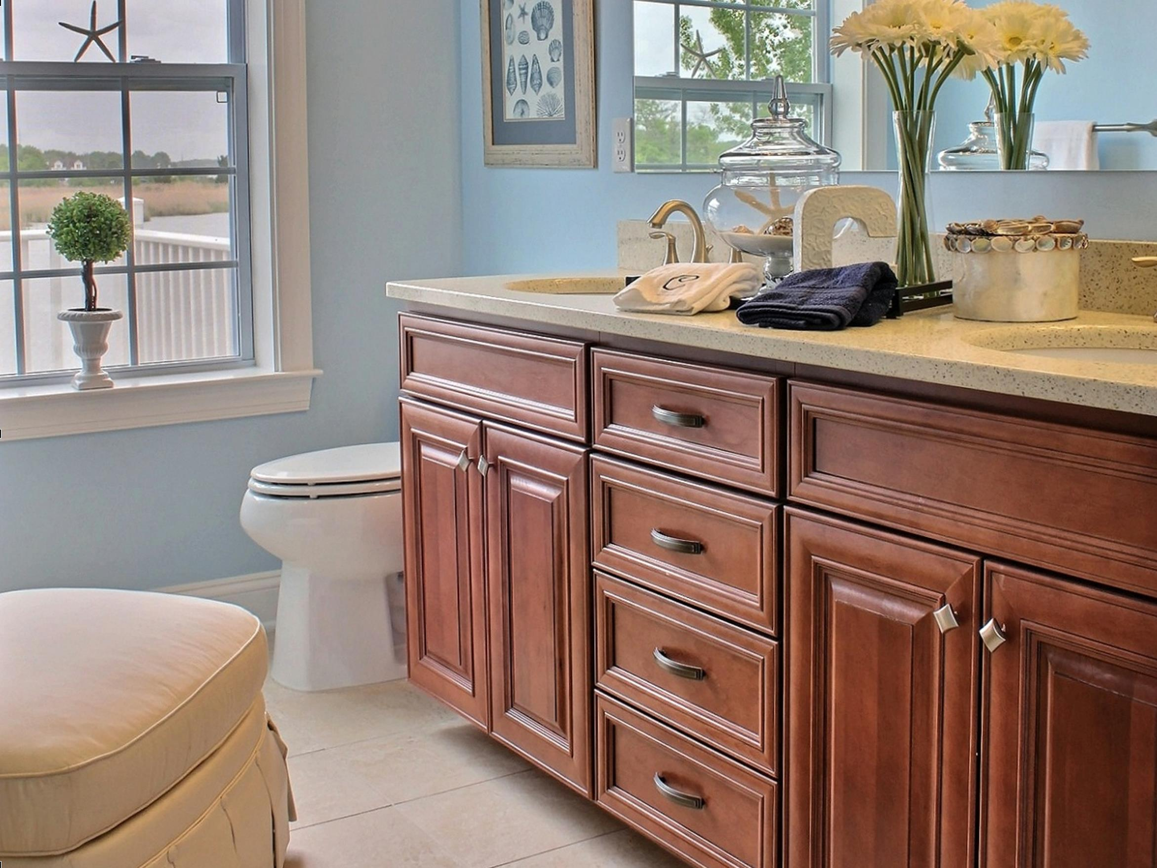 Bathroom featured in the Beacon Hill Classic By Covell Communities in Eastern Shore, MD