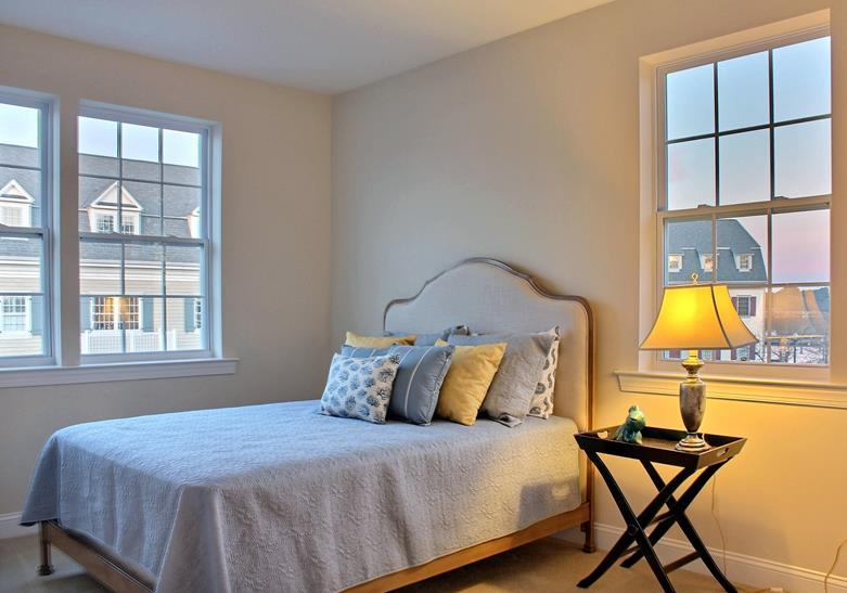 Bedroom featured in the Chatham Executive Villa By Covell Communities in Eastern Shore, MD