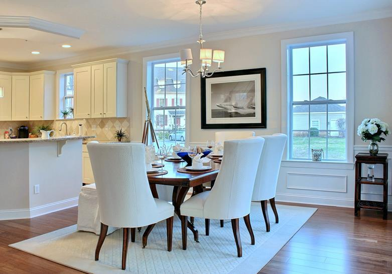 Living Area featured in the Chatham Executive Villa By Covell Communities in Eastern Shore, MD
