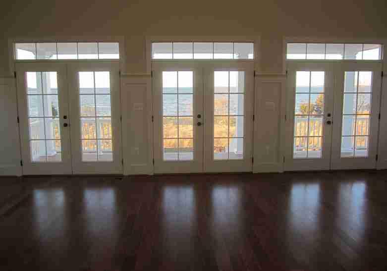 Great Room Entry Doors