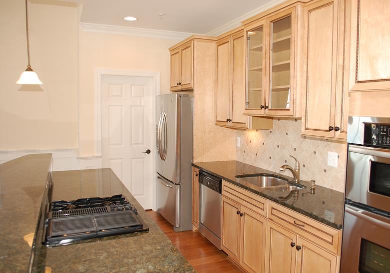 Kitchen (A1 Design) with Gourmet Configuraiton