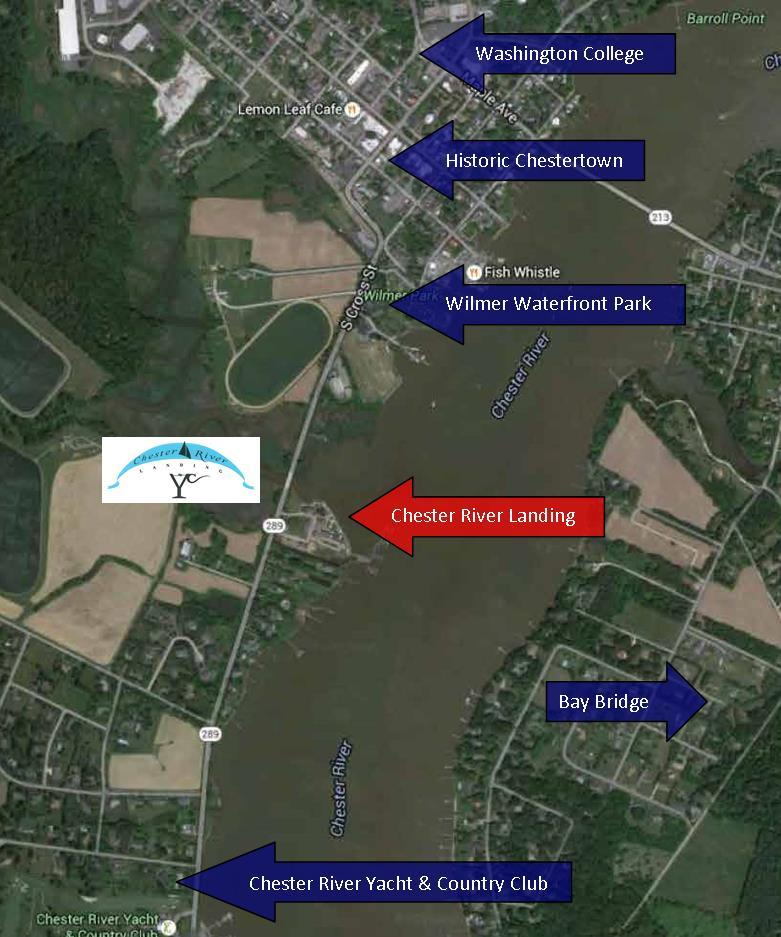 Chester River Landing Vicinity