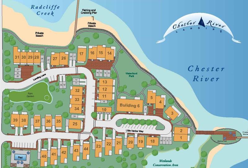 Chester River Landing