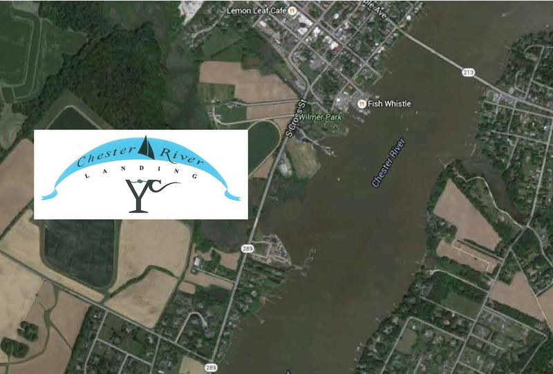 Community Location on Chester River