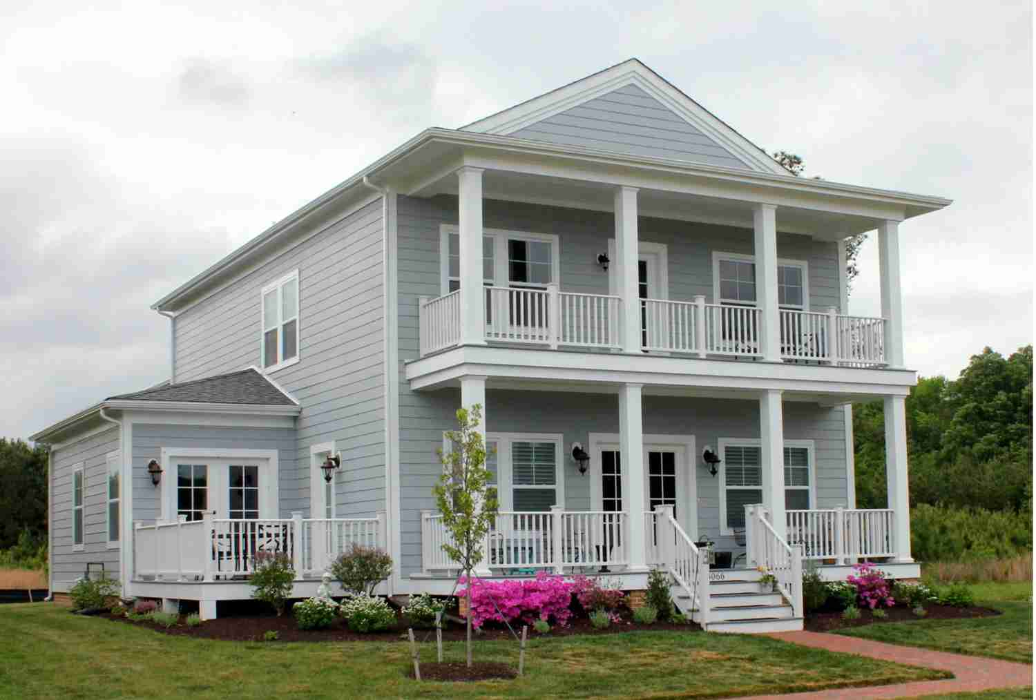 Kitty Hawk Legacy with 2-Story Low Country Elevation