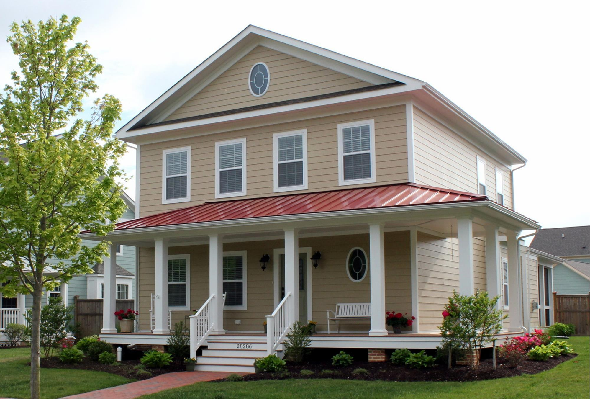 Exterior featured in the Galveston Legacy By Covell Communities in Eastern Shore, MD