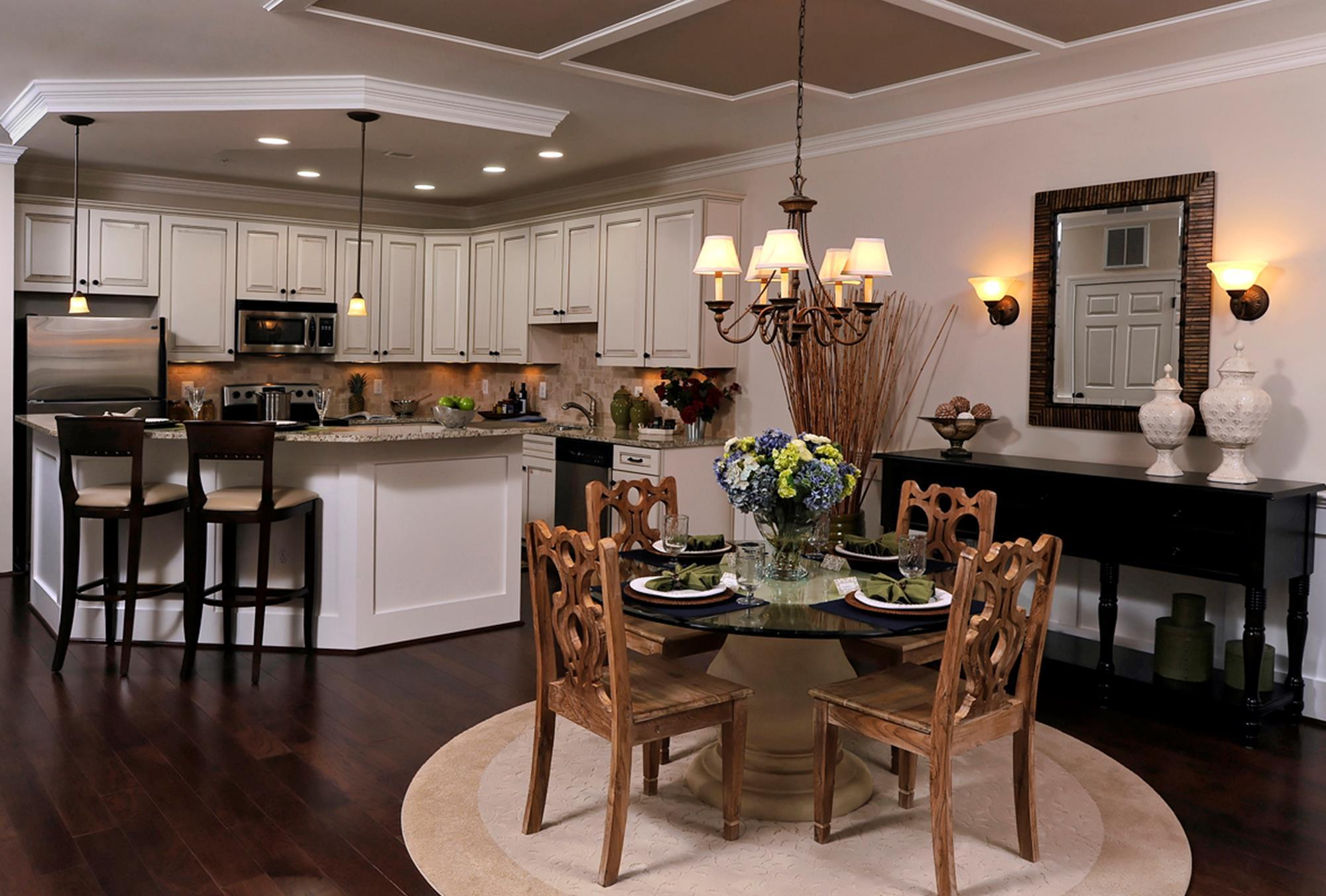 Kitchen featured in the Chatham Classic By Covell Communities in Eastern Shore, MD