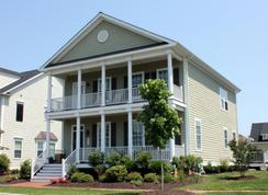Port Royal Executive - Easton Village: Easton, Maryland - Covell Communities