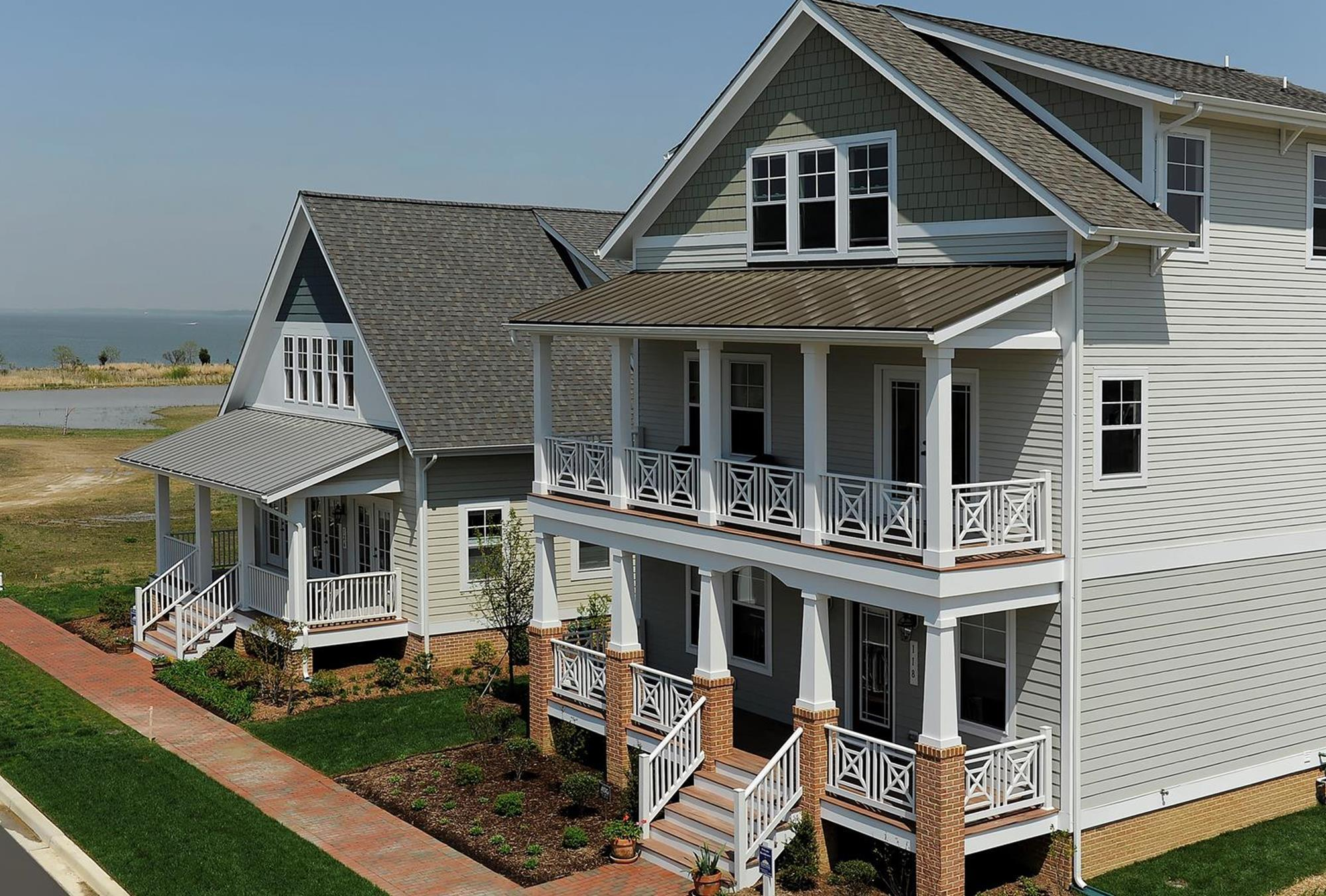Exterior featured in the Port Royal Executive By Covell Communities in Eastern Shore, MD