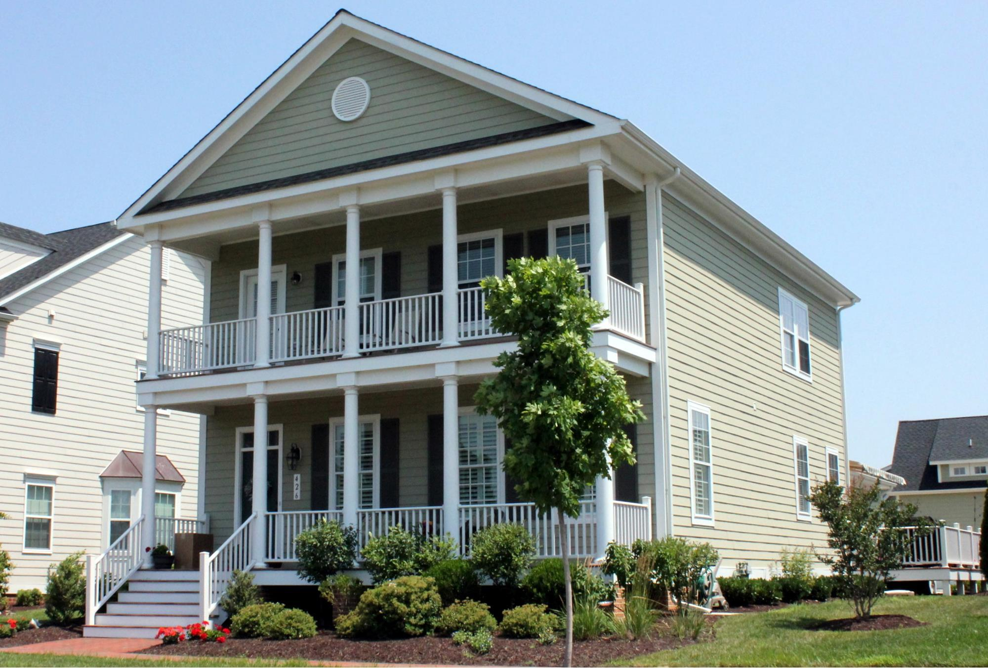 Exterior featured in the Port Royal Legacy By Covell Communities in Eastern Shore, MD