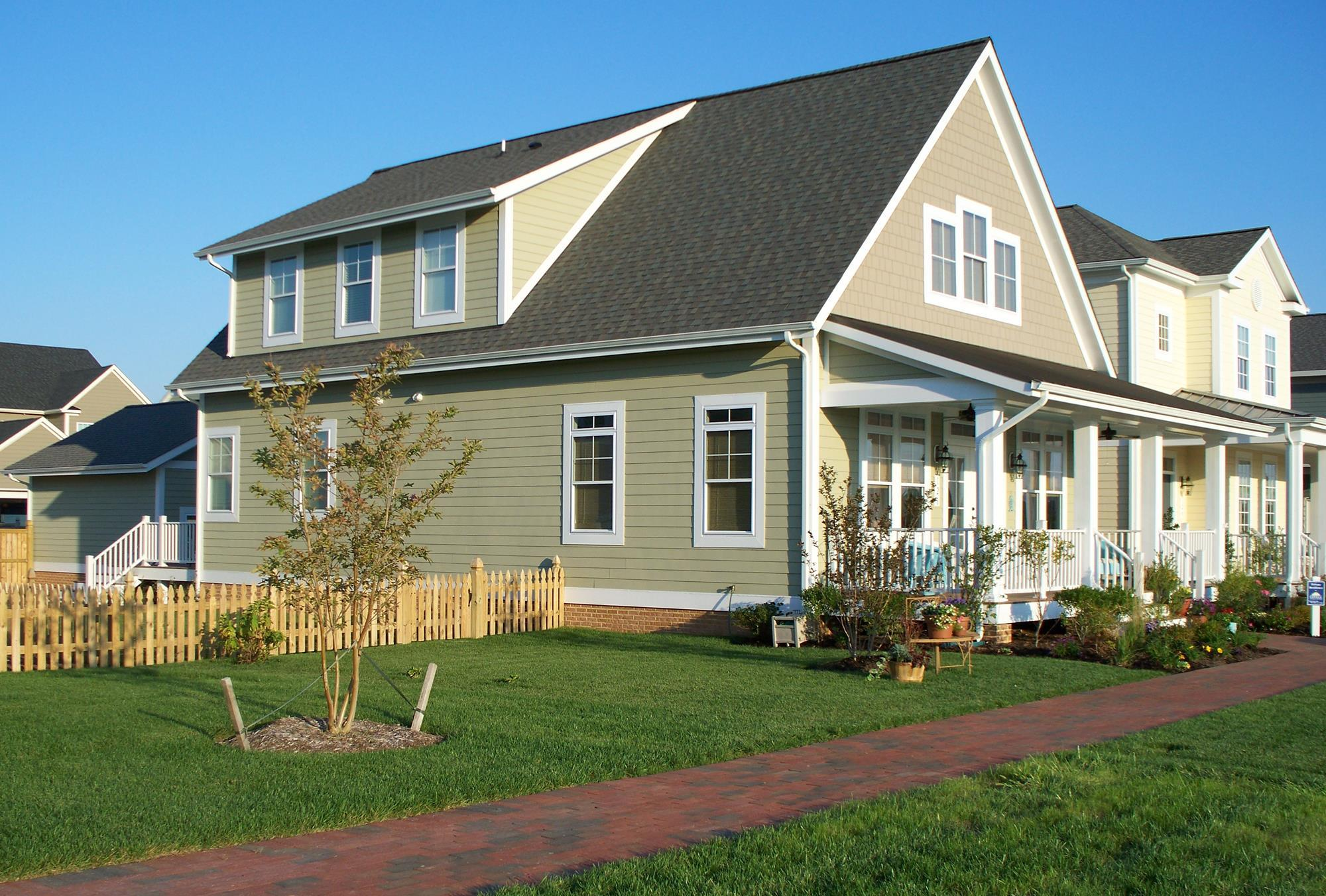 Exterior featured in the Sawgrass Classic By Covell Communities in Eastern Shore, MD