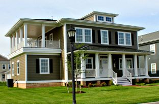 East Port Legacy - Covell Signature Homes: Chester, Maryland - Covell Communities